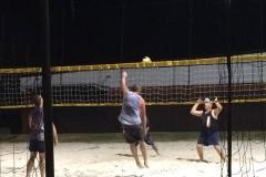 beach volleyball Inside Sportz