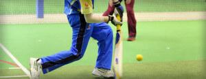 Indoor Cricket game